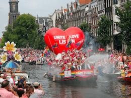 Gayparade boot huren met gaypride amsterdam mooiste gaypride boot ooit