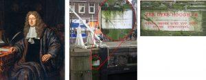 Steen van hudde salonbot huren amsterdam