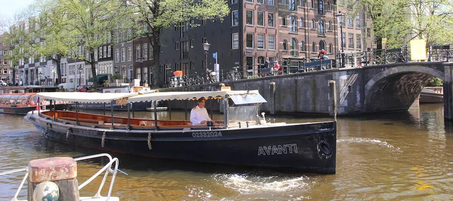 Salonboot Avanti 10- 40 personen